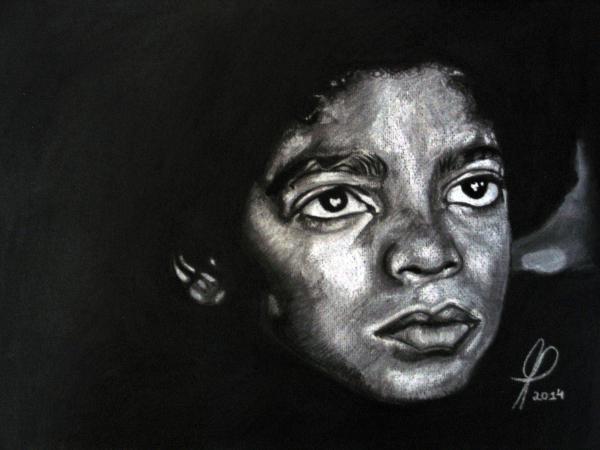 Michael Jackson by JoanaPires